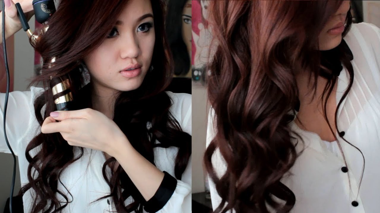 The Best Soft Romantic Curls Hair Tutorial Youtube Pictures