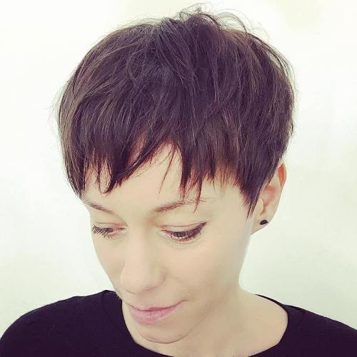 The Best 60 Cute Short Pixie Haircuts – Femininity And Practicality Pictures