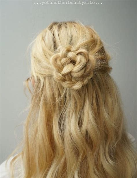 The Best 45 Fabulous Half Updos – New Styling Ideas Pictures