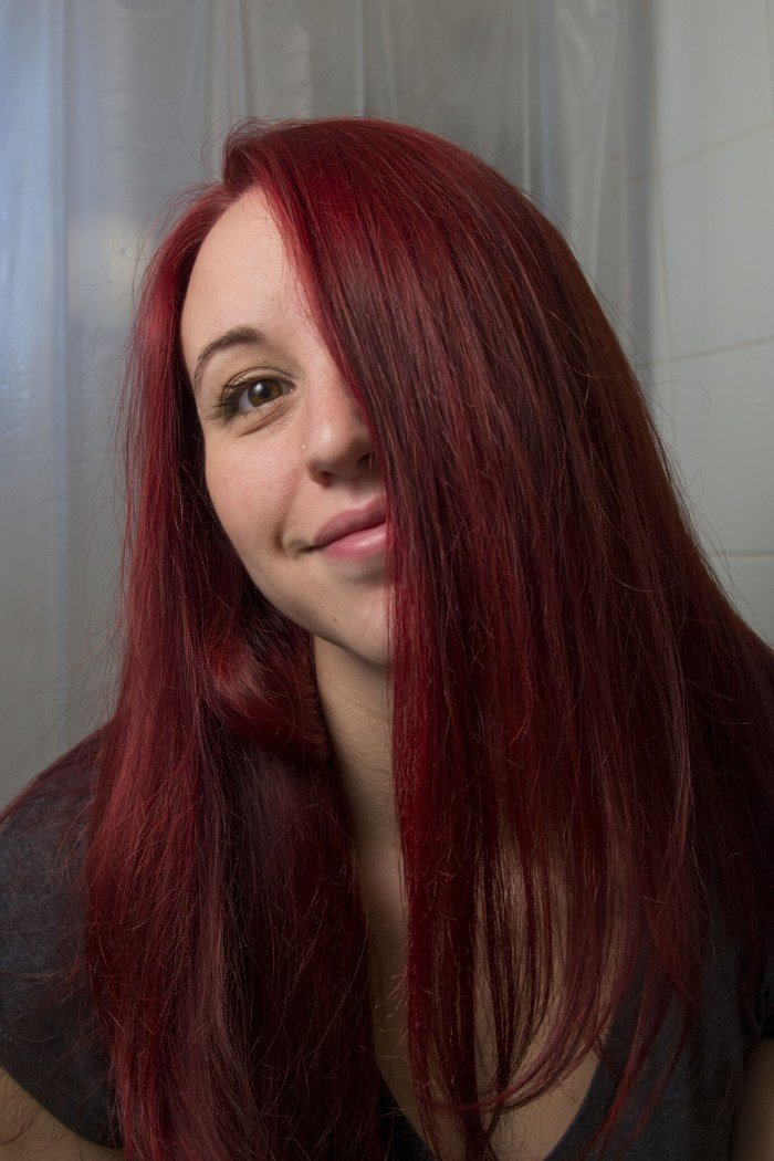 The Best How To Dye Your Brown Hair Red Without Bleach If You Re In Pictures