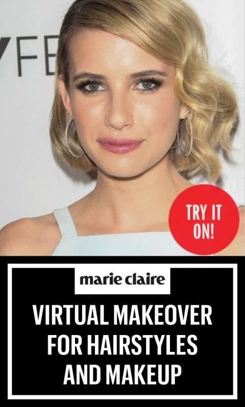 The Best Best Virtual Makeover Ever Virtual Hairstyles Makeup Games Pictures
