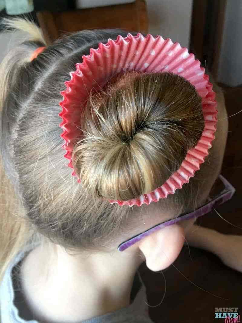 The Best Crazy Hair Day Ideas Girls Cupcake Hairdo Must Have Mom Pictures