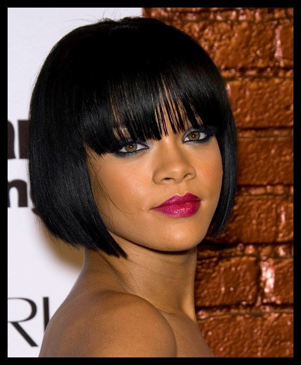 The Best Katieyunholmes Rihanna Short Hair Back View Pictures