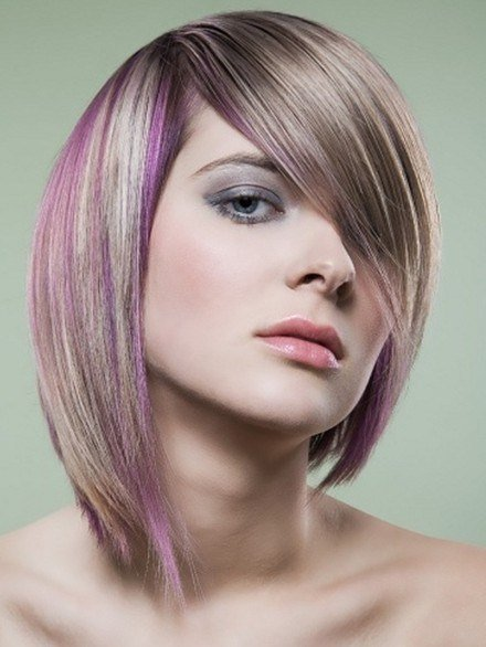 The Best Mid Neck Length Straight Bob Popular Haircuts Pictures