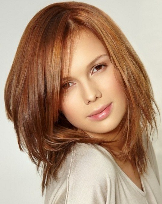 The Best Simple Hairstyles For Girls Medium Straight Hair Pictures