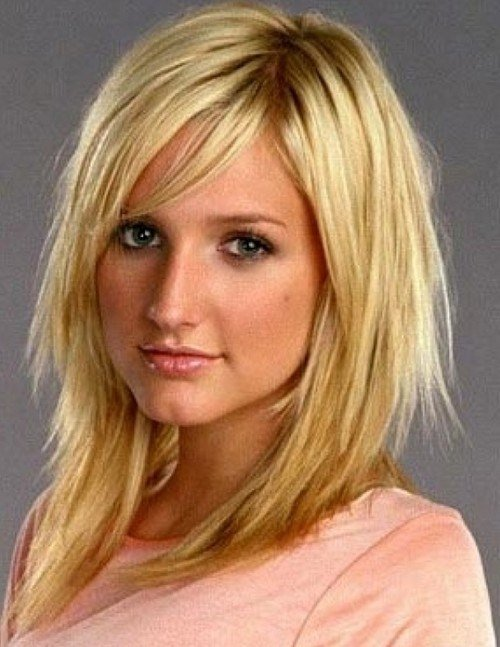 The Best 20 Layered Hairstyles For Thin Hair Popular Haircuts Pictures