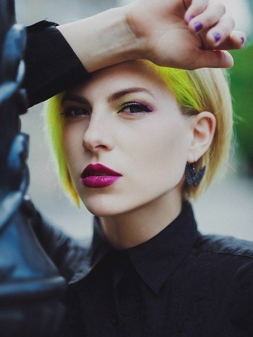 The Best 20 Trendy Fall Hairstyles For Short Hair 2019 Pictures