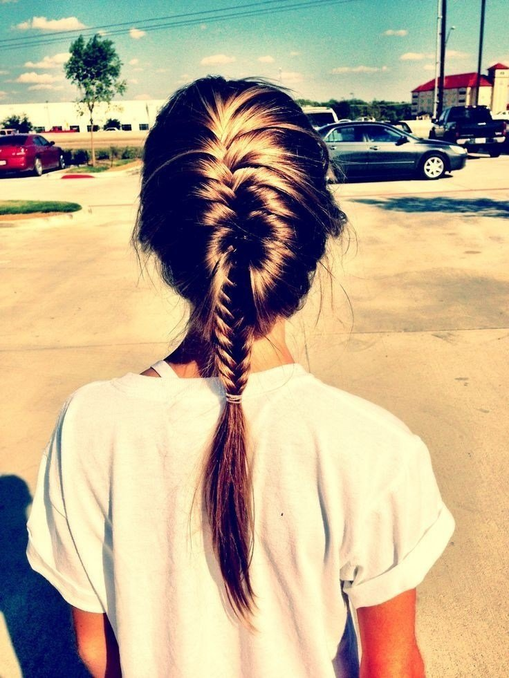 The Best 10 French Braid Hairstyles For Long Hair Popular Haircuts Pictures