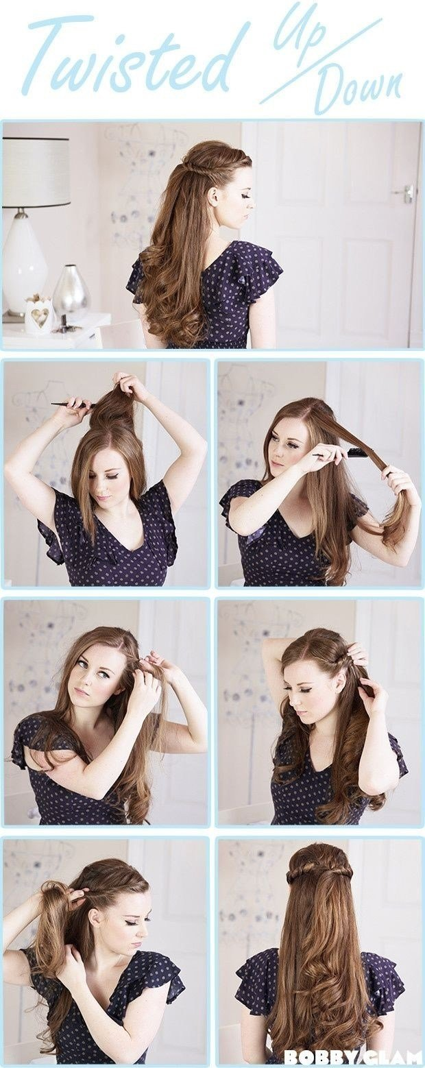 The Best 12 Hottest Wedding Hairstyles Tutorials For Brides And Pictures