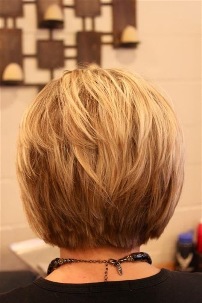 The Best Spikey Bob Hairstyles Back View Popular Haircuts Pictures