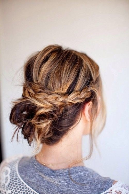 The Best 20 Pretty Braided Updo Hairstyles Popular Haircuts Pictures