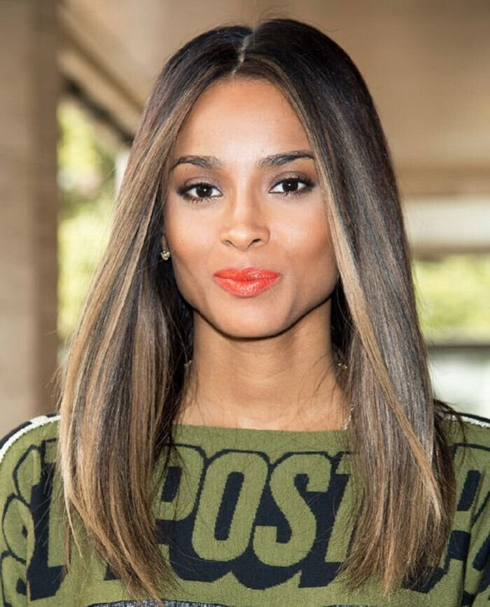 The Best 20 Hottest New Highlights For Black Hair Popular Haircuts Pictures