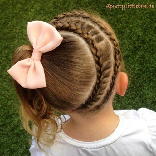 The Best 20 Adorable Braided Hairstyles For Girls Popular Haircuts Pictures