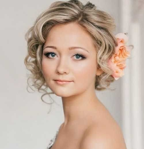 The Best 23 Perfect Short Hairstyles For Weddings Bride Hairstyle Pictures