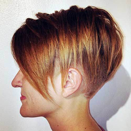 The Best Extreme Undercut Bob Haircuts Pictures
