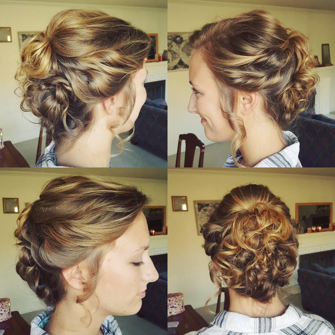 The Best 20 Gorgeous Prom Hairstyle Designs For Short Hair Prom Pictures