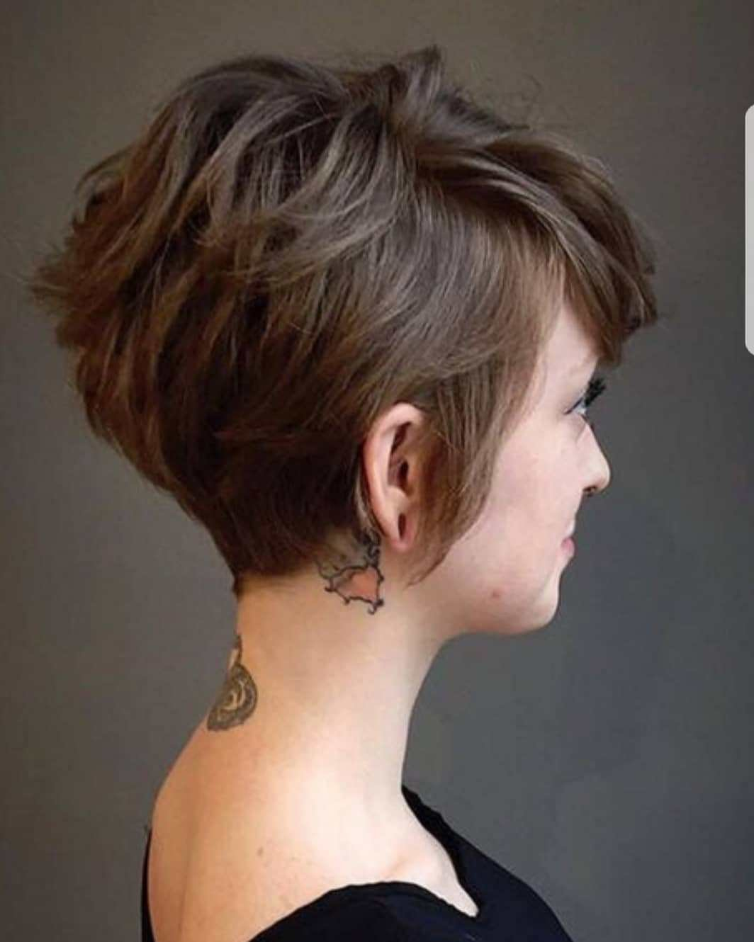 The Best 10 Flattering Short Straight Hairstyles 2019 Pictures