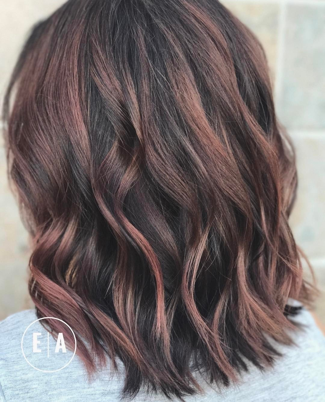 The Best 10 Balayage Hair Styles For Medium Length Hair 2019 Pictures