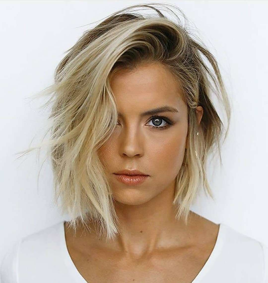 The Best Ten Trendy Short Bob Haircuts For Female Best Short Hair Pictures
