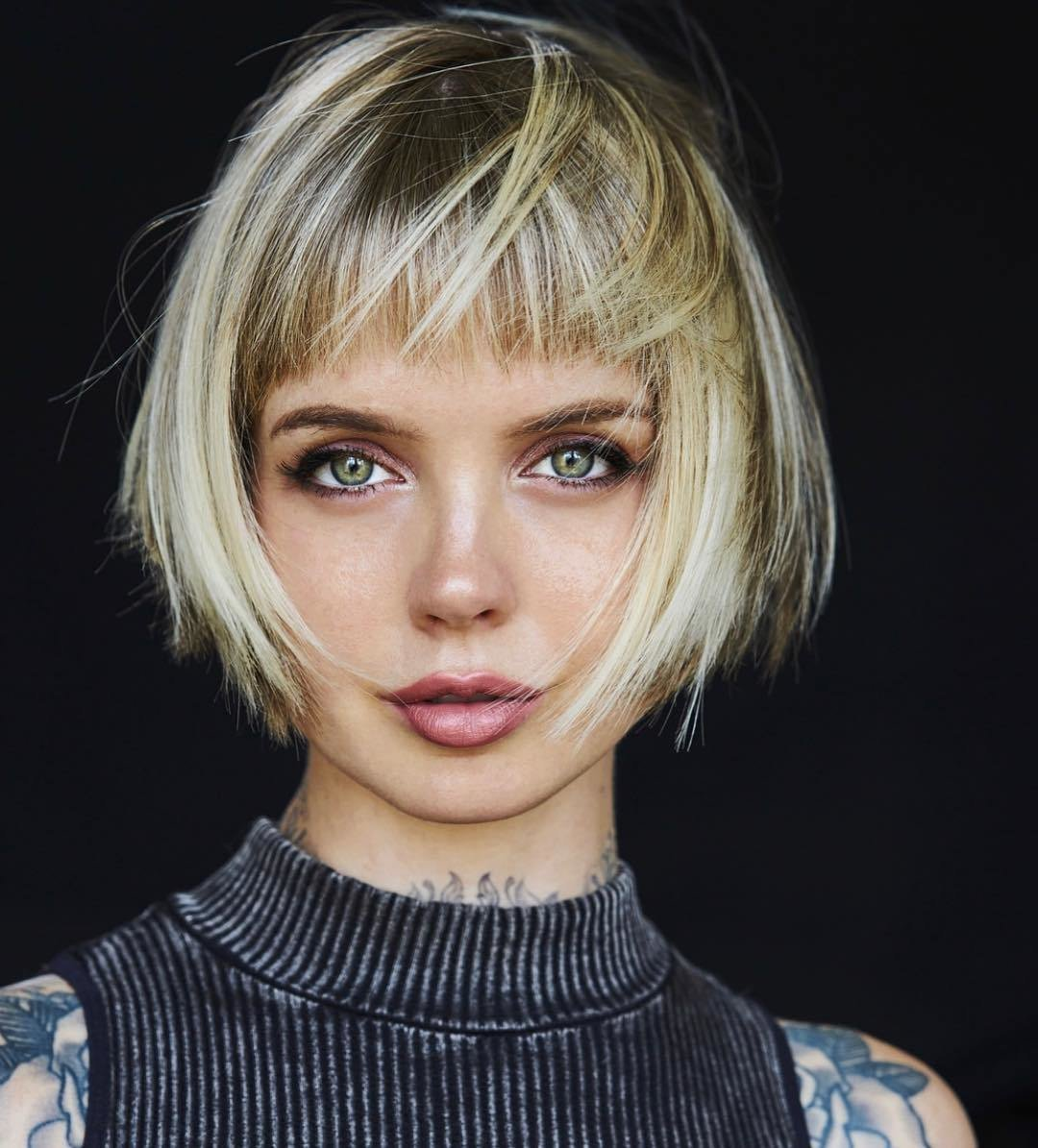 The Best Stylish Short Hairstyles For Thick Hair Women Short Pictures