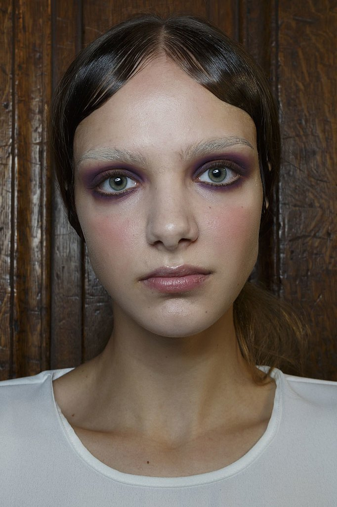 The Best Paris Fashion Week Hair Trends 2015 Spring Summer Pictures
