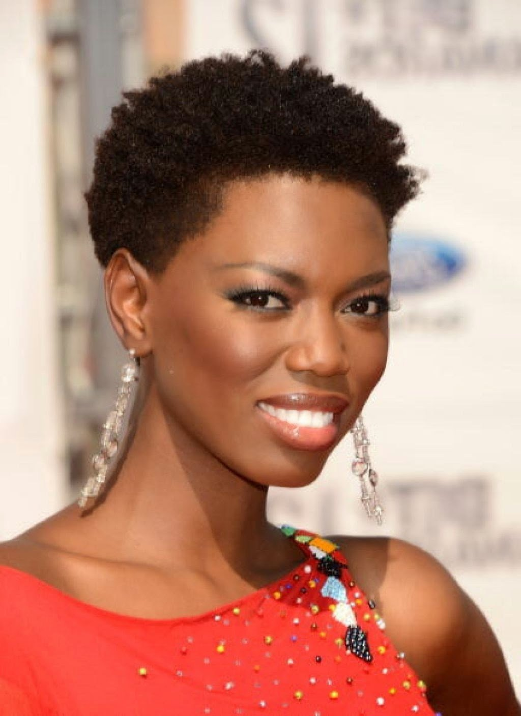 The Best Black Women Short Afro Hairstyles Pretty Hairstyles Com Pictures