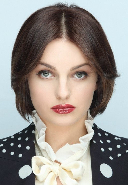 The Best Flirty Medium Bob Hair Styles For Fall 2011 Pictures