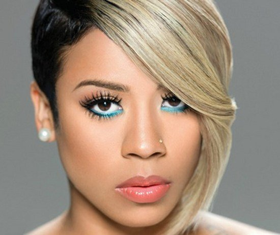 The Best The Evolution Of Keyshia Cole S Hairstyles Rnb Pictures
