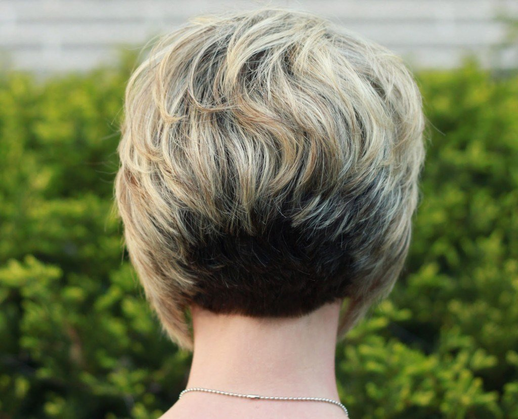 The Best Inverted Stacked Bob Haircut Back Pixels Stuff Pictures