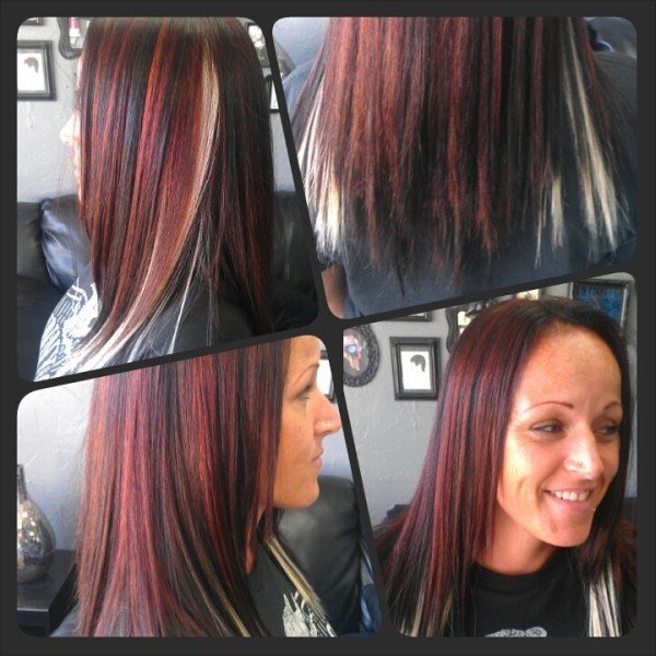 The Best Aubrey S Hair Color Extensions Haircut Sarasota Pictures