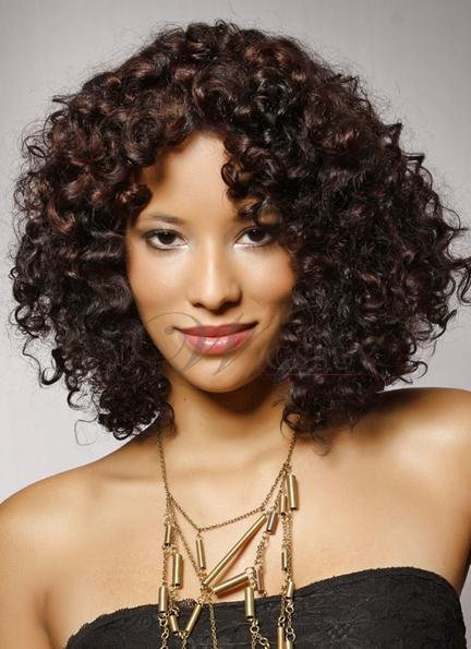 The Best New Arrival Top Quality African American Hairstyle Medium Pictures