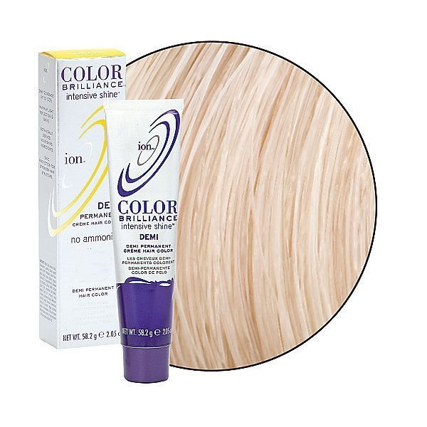 The Best Ion Demi Permanent Hair Color Light Red Brown Pictures