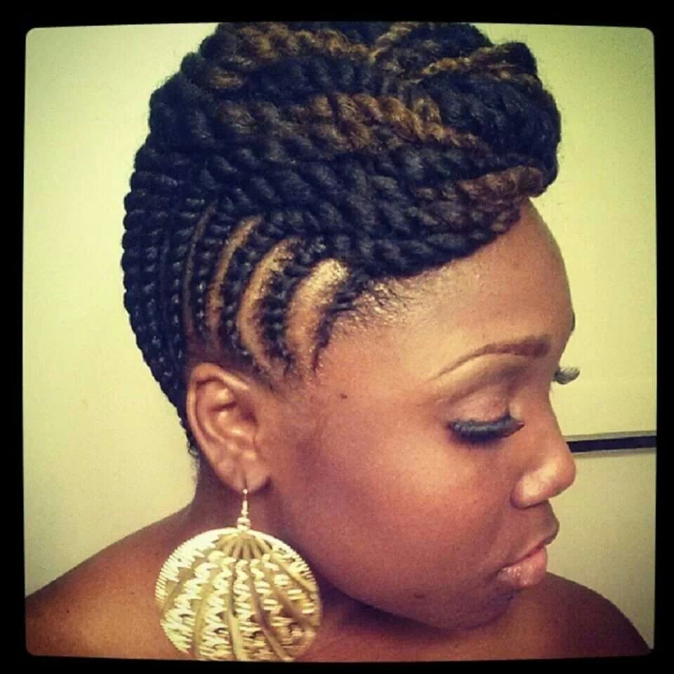 The Best 1000 Images About Natural Hair Braid Styles On Pinterest Pictures