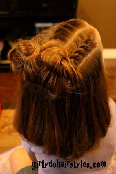 The Best New Hair Styles For Girls Little Girls Hair Does And How Pictures