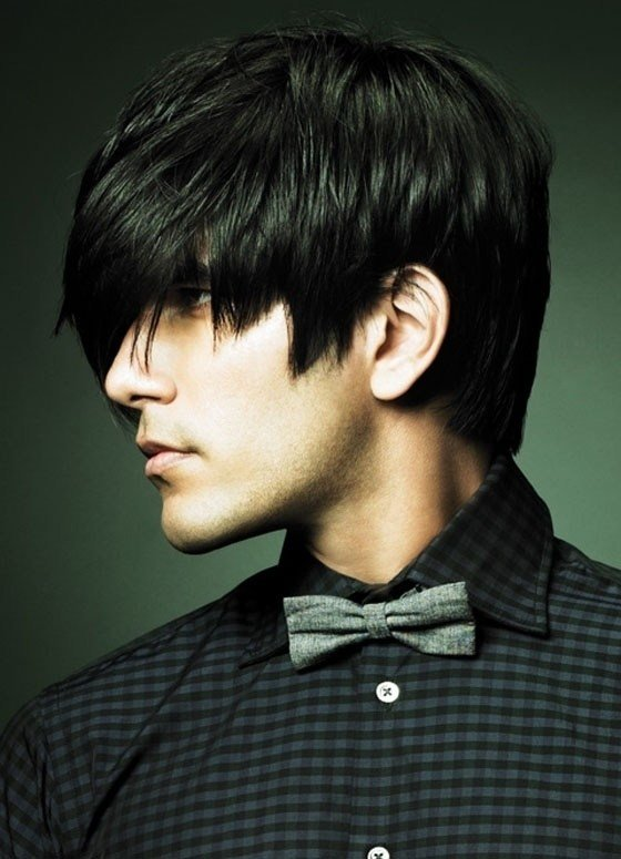 The Best Long Men S Hairstyle Haircut Androgynous Haircut Mens Pictures