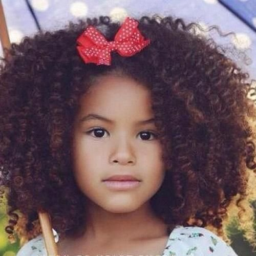 The Best Cute Mixed Little Girl Curly Hair Miss Bri S Hair Pictures