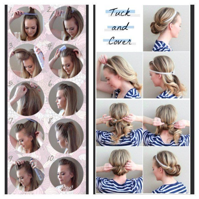 The Best 25 Easy 5 Minute Hairstyles 112727 Did You Know 5 Minute Pictures