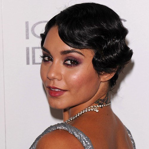 The Best Celebrities Wearing Finger Wave Hairstyles 2011 08 29 11 Pictures