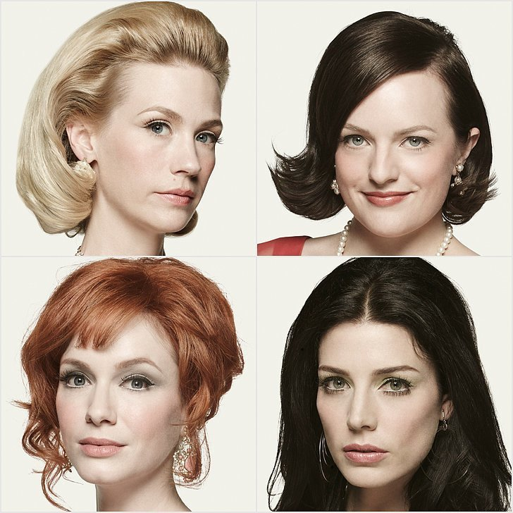 The Best Mad Men Hair Pictures Popsugar Beauty Pictures
