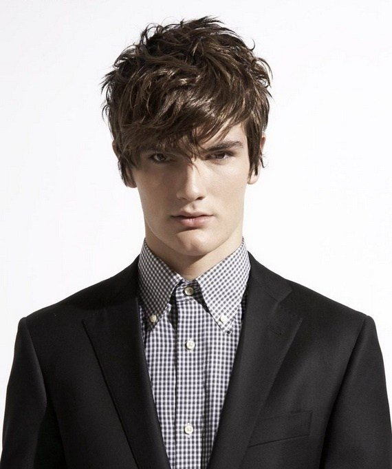 The Best 2013 Bed Head Hairstyles For Men Men Hairstyles Mag Pictures