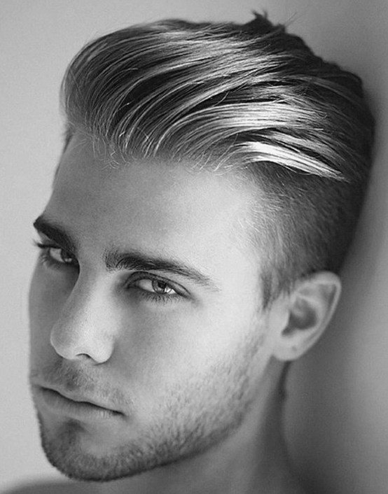 The Best 50 Shaved Sides Hairstyles For Men Throwback Haircuts Pictures