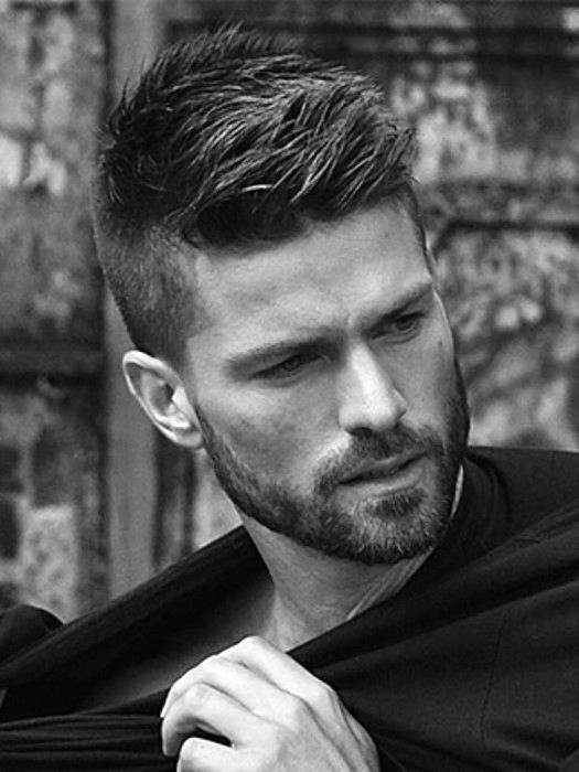 The Best 50 Men S Short Haircuts For Thick Hair Masculine Hairstyles Pictures