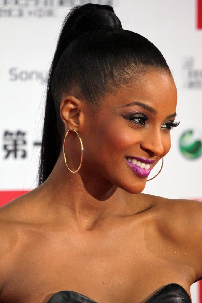 The Best 6 Fabulous Black Hairstyles Ponytails Woman Fashion Pictures
