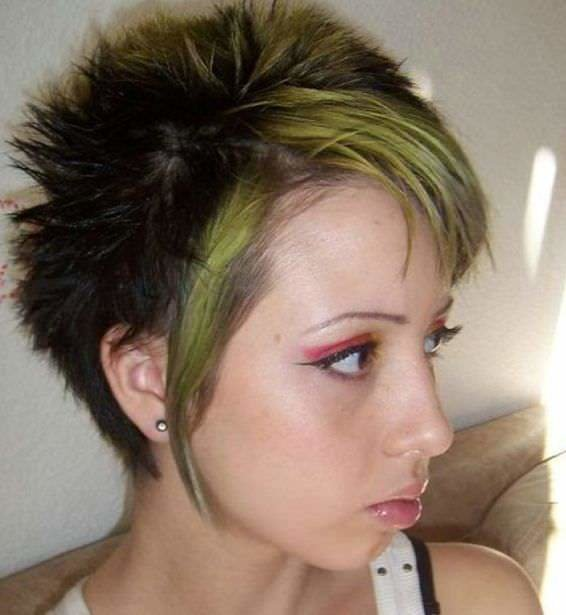 The Best 20 Trendy Short Haircuts Pictures