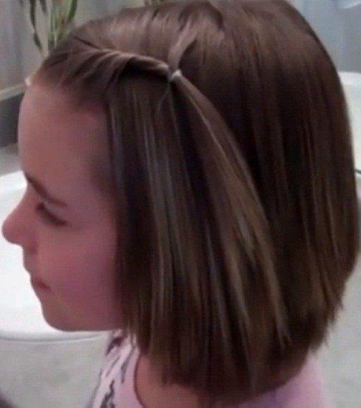 The Best 20 Cute Short Haircuts For Little Girls Pictures