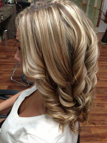 The Best 15 Best Hair Color Ideas For Chunky Highlights Pictures