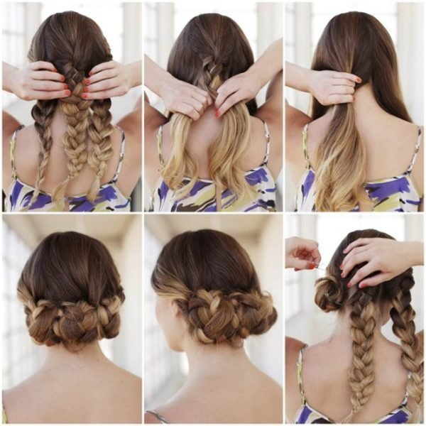 The Best Woman S Need Online Lovely Braided Hairstyle Tutorials Pictures