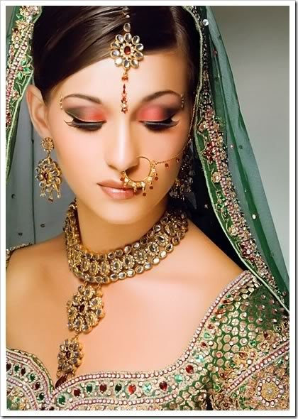 The Best Latest Bridal Hairstyle Indian Bridal Wears Pictures