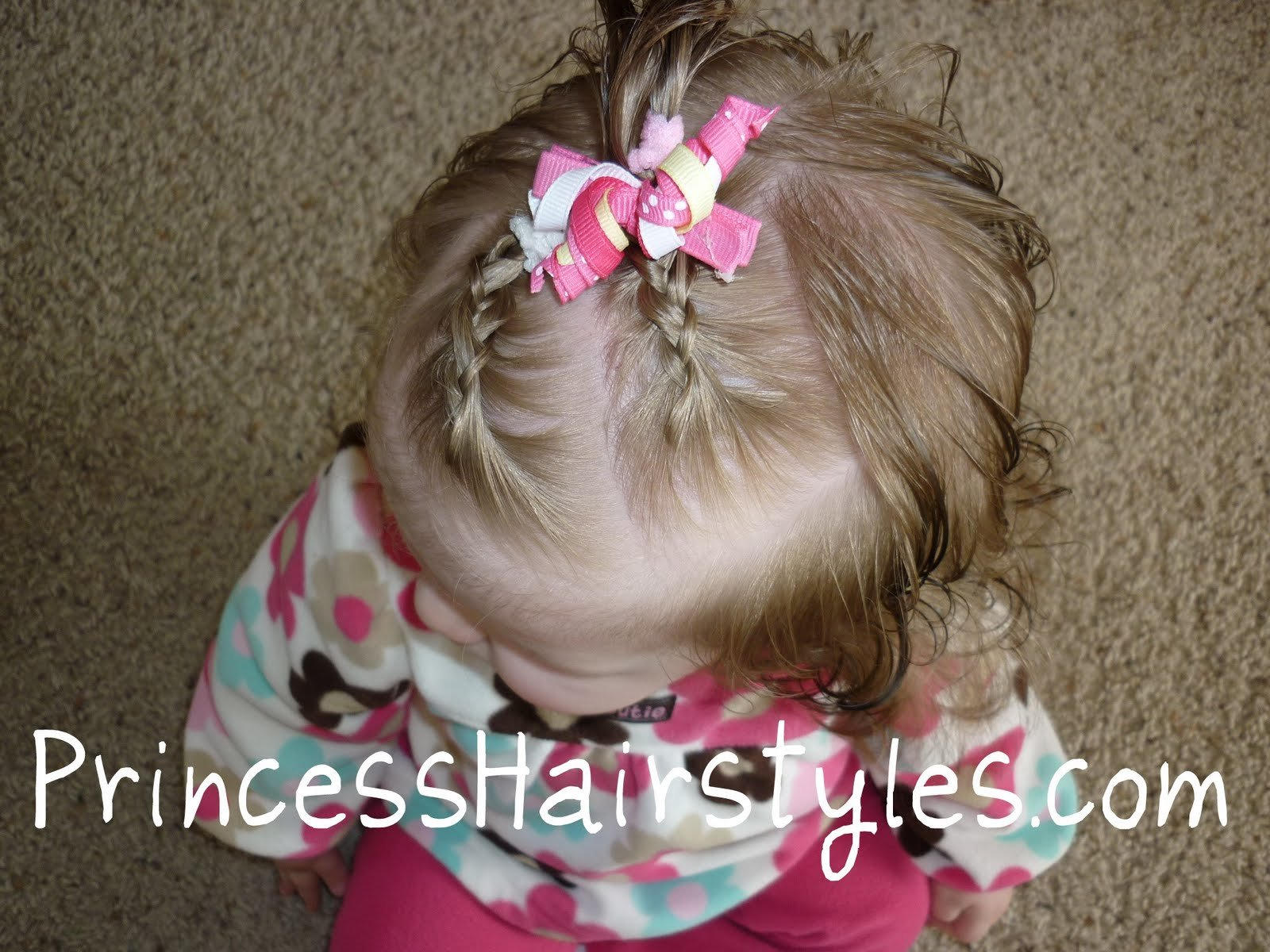 The Best Tiny French Braids Baby Hairstyles Hairstyles For Pictures