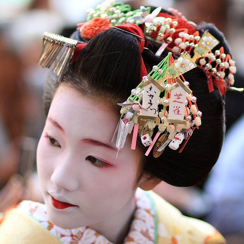 The Best Jody Star Fashion World Geisha Hairstyle Pictures
